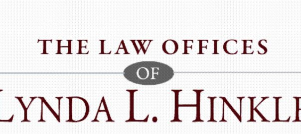 Logo of Hinkle's Law office