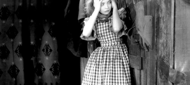 Lillian Gish-A violence survivor