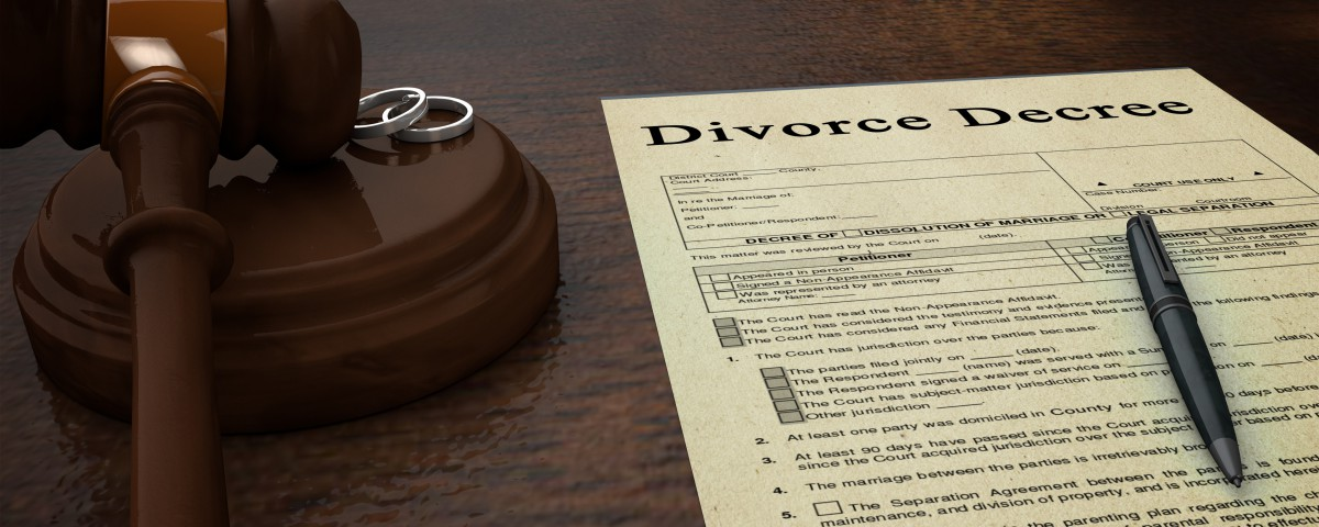 Goal-oriented divorce